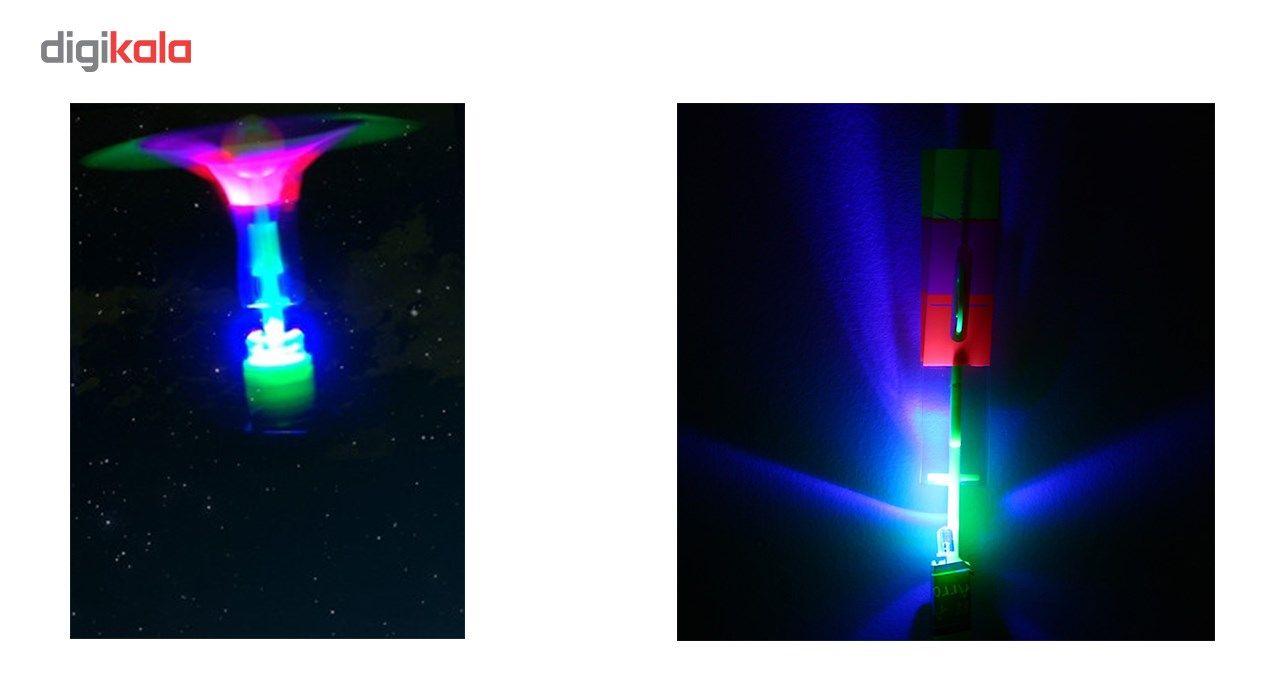 اسباب بازی پرنده مدل Light To The Moon پک دو عددی main 1 4