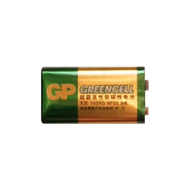 بررسی و {خرید با تخفیف} باتری کتابی جی پی مدل 1604G-S1 اصل
