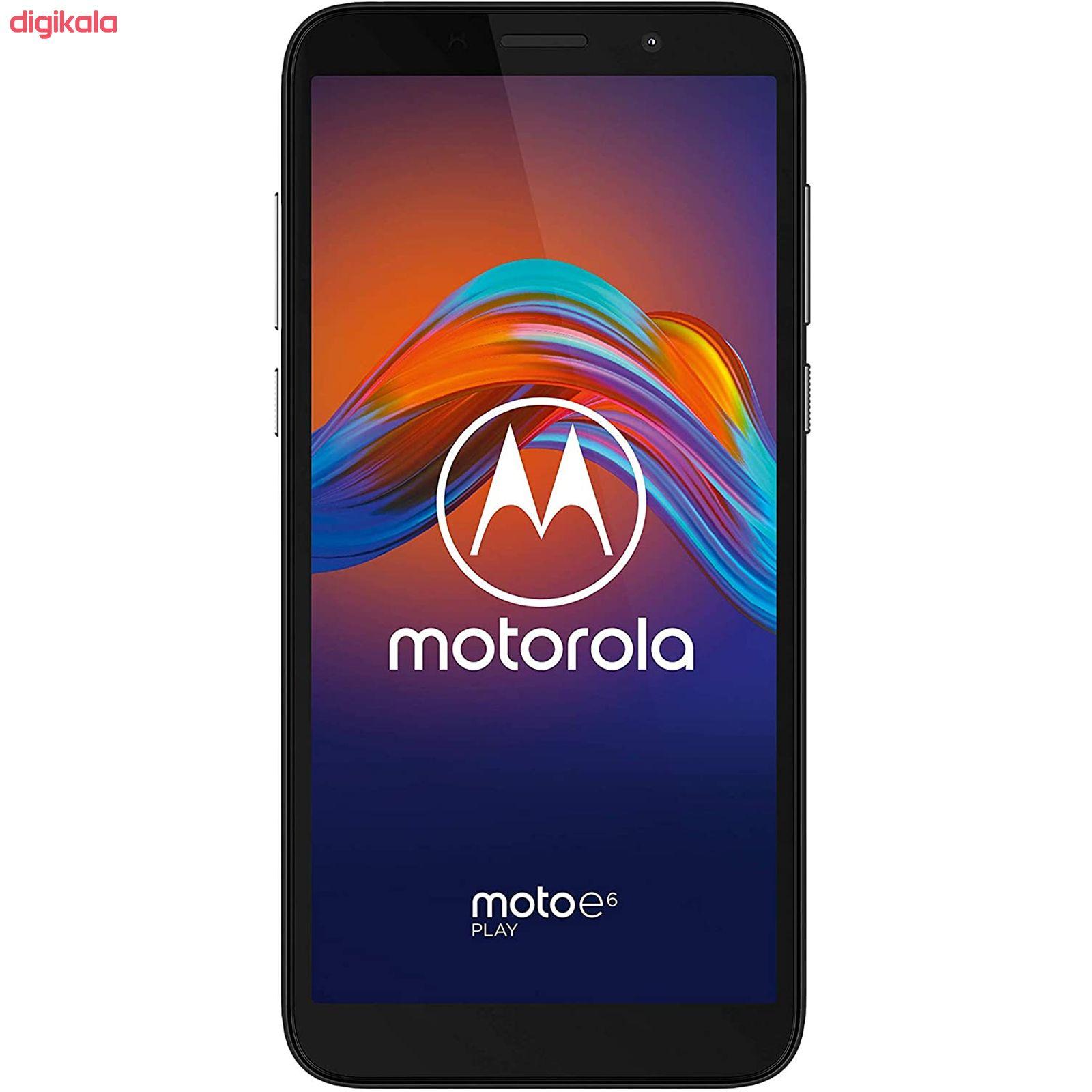 گوشی موبایل موتورولا مدل Moto E6 Play XT2029-2 دو سیم کارت ظرفیت 32 گیگابایت  main 1 1