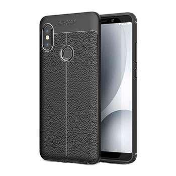 کاور اتوفوکس مدل leather مناسب برای گوشی شیائومی Redmi Note 5 Pro