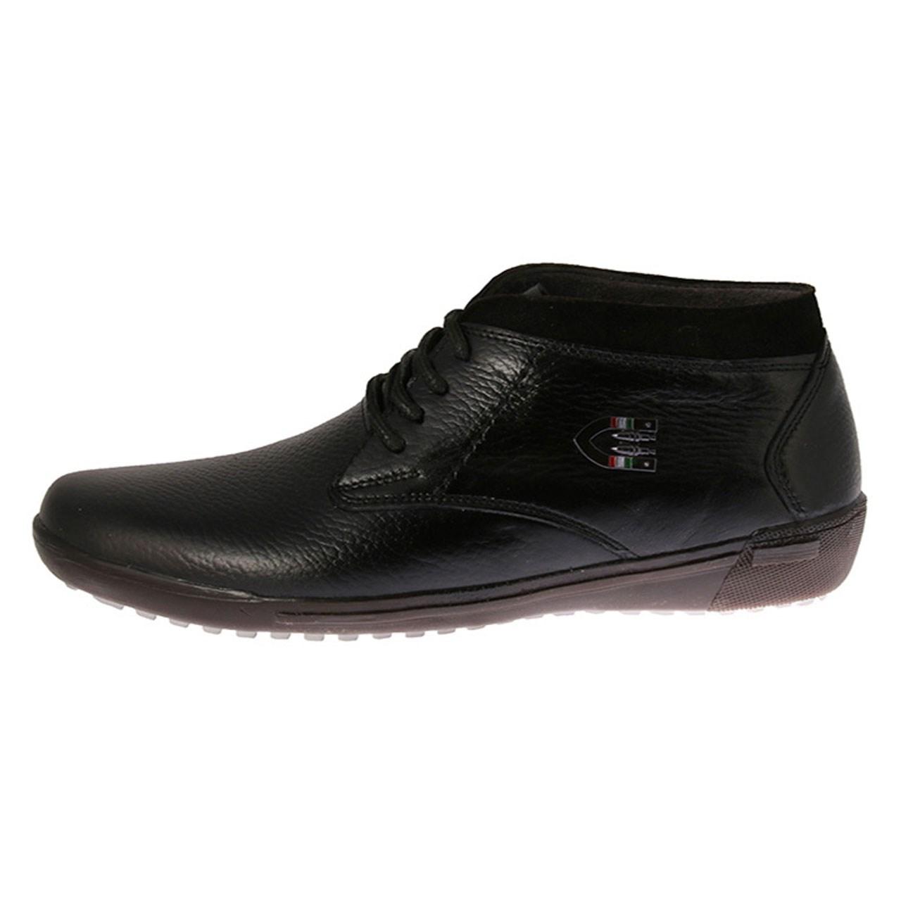کفش بندی کژوال چرم مصنوعی مردانه کد 280000902