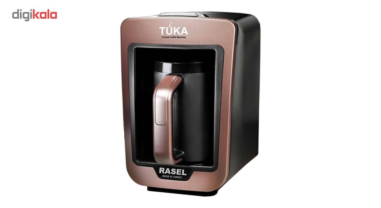 قهوه ساز راسل ساخت ترکیه مدل توکا کد R-250