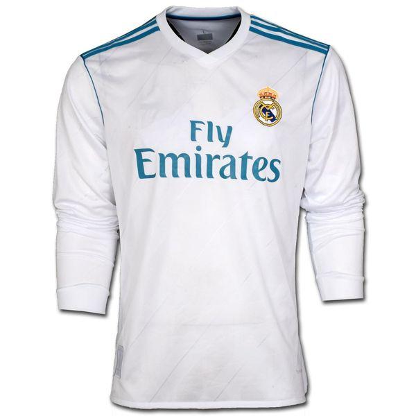 پیراهن تمرینی تیم رئال مادرید مدل Home-L2018