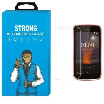 محافظ صفحه نمایش شیشه ای تمپرد مدل Strong مناسب برای گوشی Nokia 1