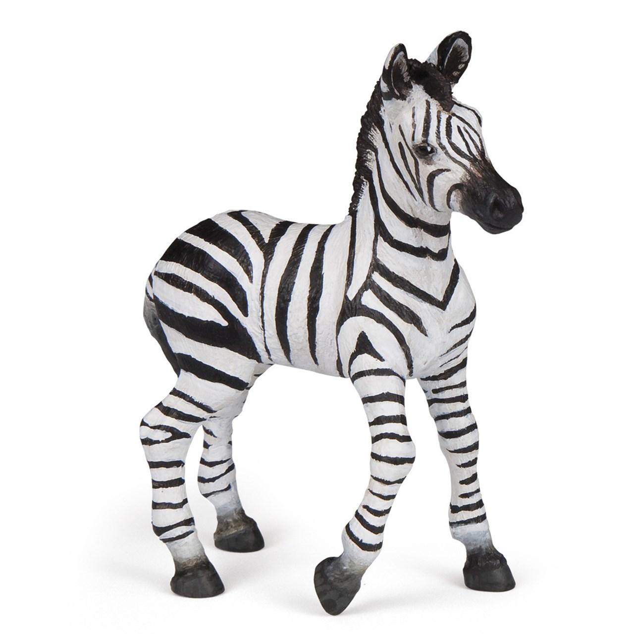 فیگور پاپو مدل حیوان وحشی بچه گورخر