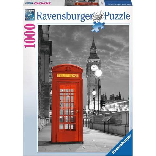 پازل 1000 تکه راونزبرگر مدل برج ساعت لندن کد 194759