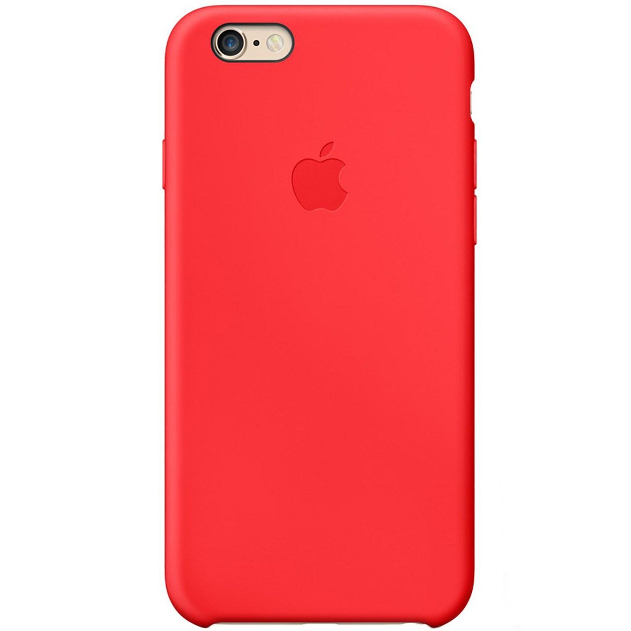 کاور سیلیکونی مناسب برای گوشی موبایل آیفون 6 پلاس/6s پلاس              ( قیمت و خرید)