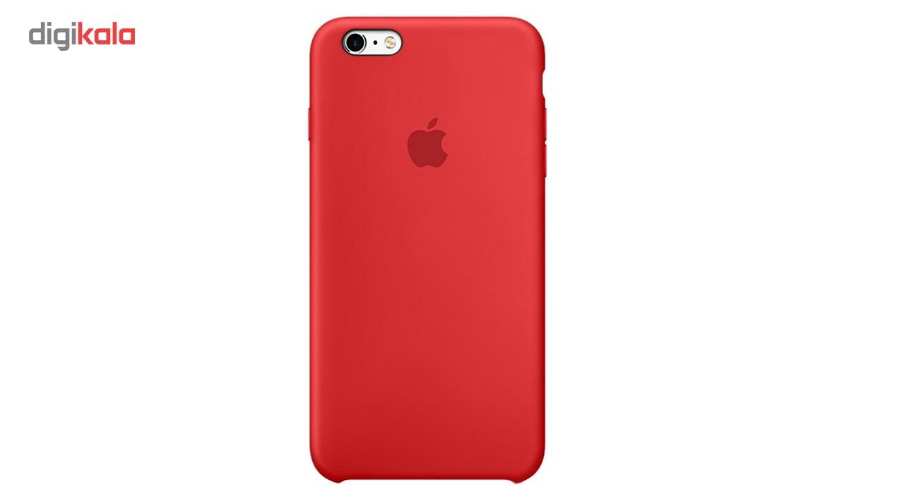 کاور سیلیکونی مناسب برای گوشی موبایل آیفون 6 پلاس/6s پلاس main 1 1