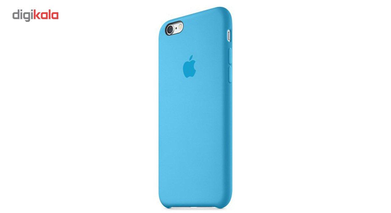 کاور سیلیکونی مناسب برای گوشی موبایل آیفون 6 پلاس/6s پلاس main 1 2