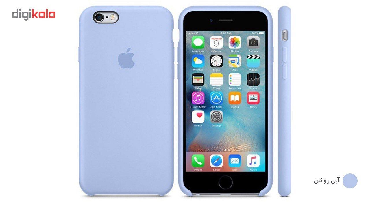 کاور سیلیکونی مناسب برای گوشی موبایل آیفون 6 پلاس/6s پلاس main 1 6
