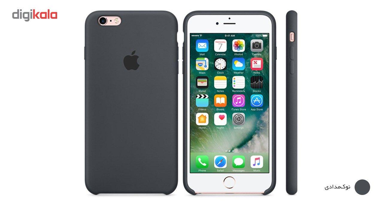 کاور سیلیکونی مناسب برای گوشی موبایل آیفون 6 پلاس/6s پلاس main 1 7