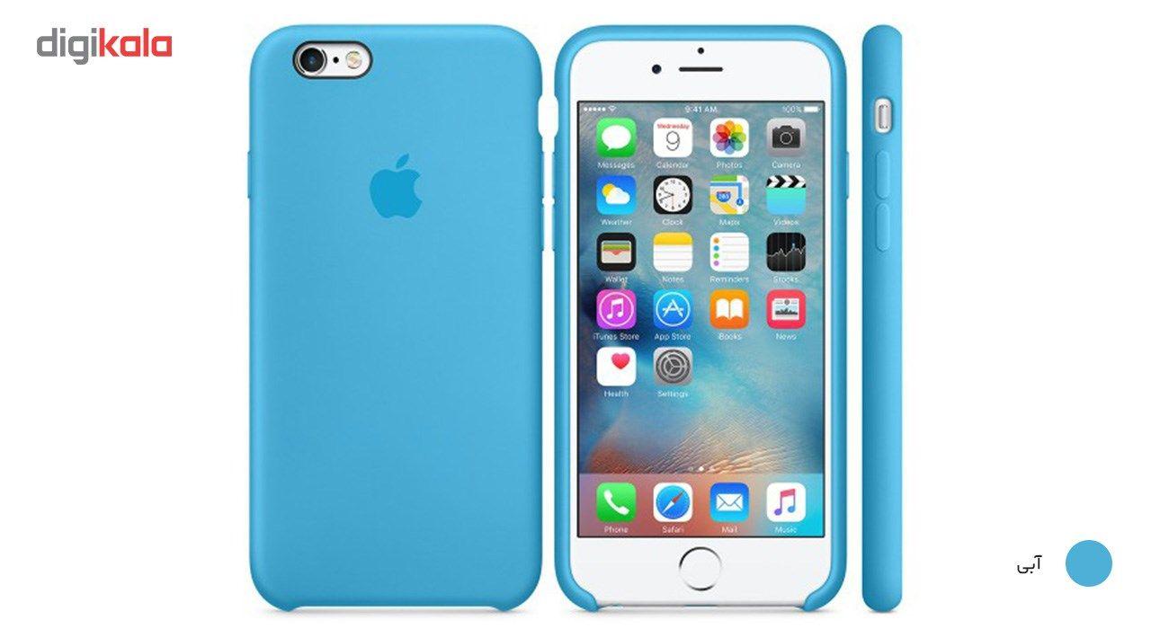 کاور سیلیکونی مناسب برای گوشی موبایل آیفون 6 پلاس/6s پلاس main 1 8