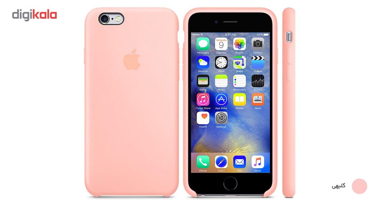 کاور سیلیکونی مناسب برای گوشی موبایل آیفون 6 پلاس/6s پلاس main 1 9