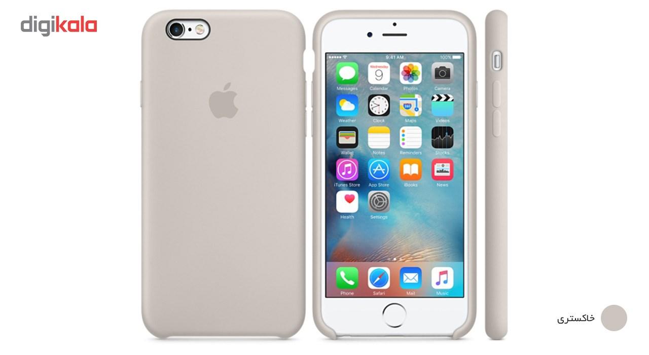 کاور سیلیکونی مناسب برای گوشی موبایل آیفون 6 پلاس/6s پلاس main 1 10
