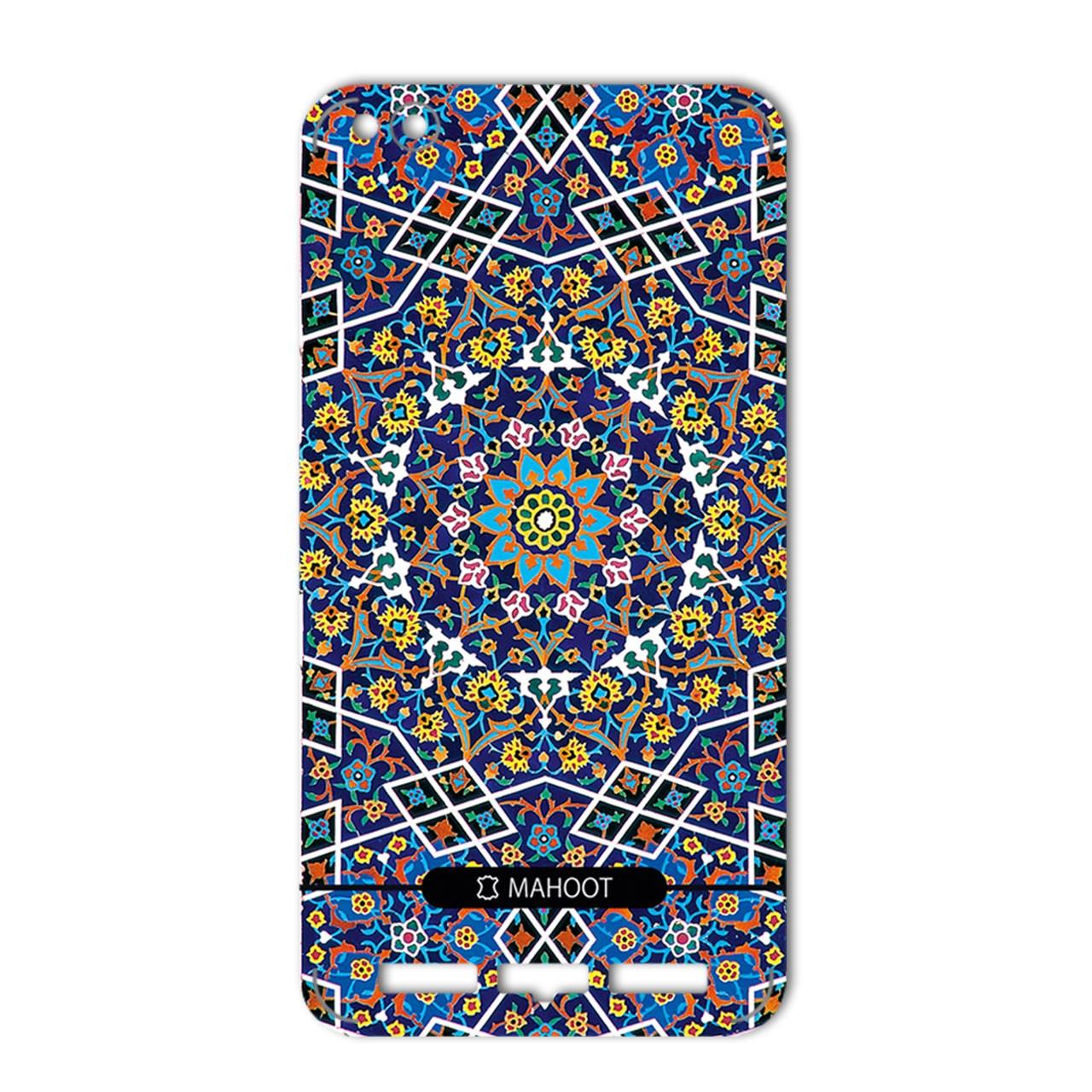 برچسب تزئینی ماهوت مدل Imam Reza shrine-tile Design مناسب برای گوشی  Xiaomi Redmi 5A