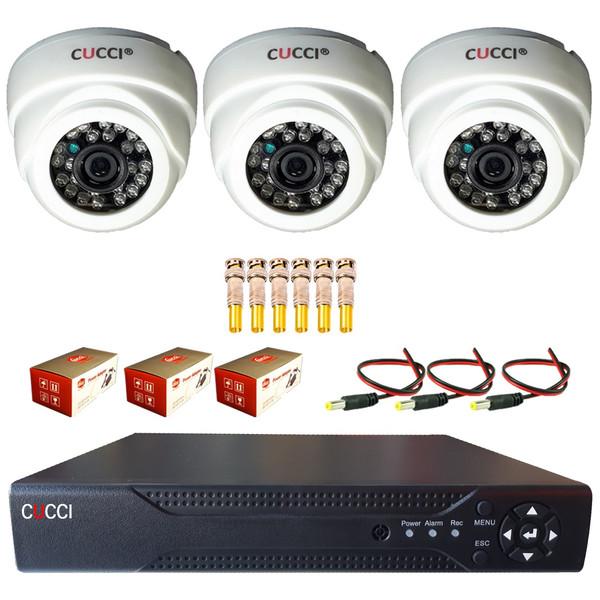 سیستم امنیتی کوچی مدل CU-PK14