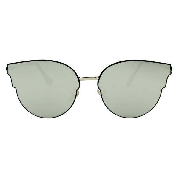 عینک آفتابی ویلی بولو مدل Pure Silver Mirror