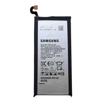 باتری موبایل مدل EB-BG920ABA مناسب برای موبایل سامسونگ Galaxy S6 با ظرفیت 2550 میلی آمپر