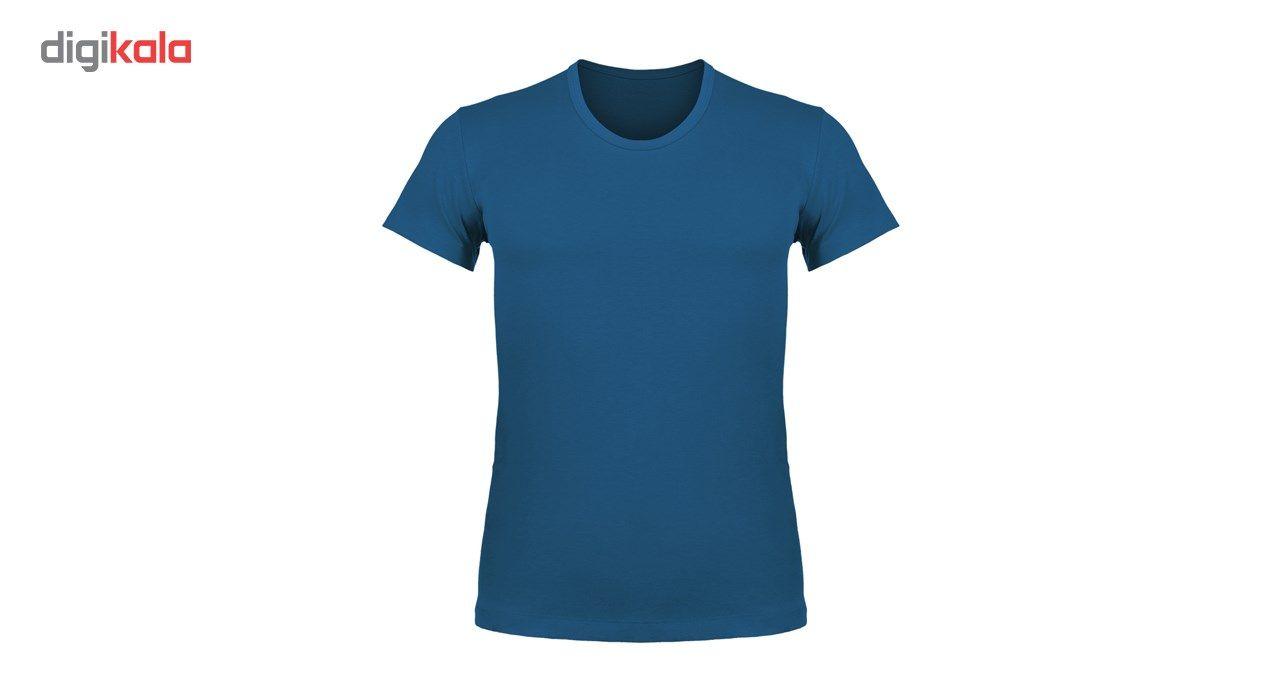 زیرپوش مردانه کیان تن پوش مدل U Neck Shirt Classic BC main 1 4