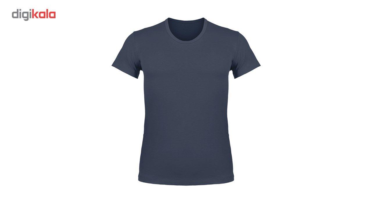زیرپوش مردانه کیان تن پوش مدل U Neck Shirt Classic BN main 1 1