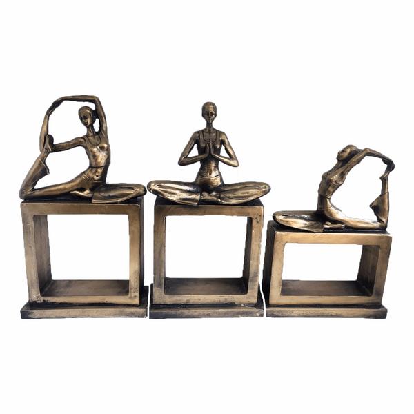 مجسمه ریما کالا طرح باکس یوگا همراه هدیه
