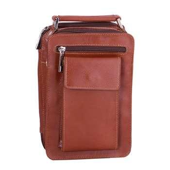 کیف دوشی آدین چرم مدل DG10.1