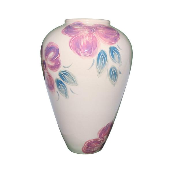 گلدان سرامیکی فرتاش مدل قشقایی
