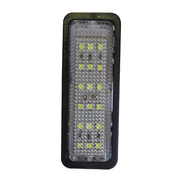 چراغ اس ام دی سقف خودرو آیس مدل 01  مناسب برای پژو 405