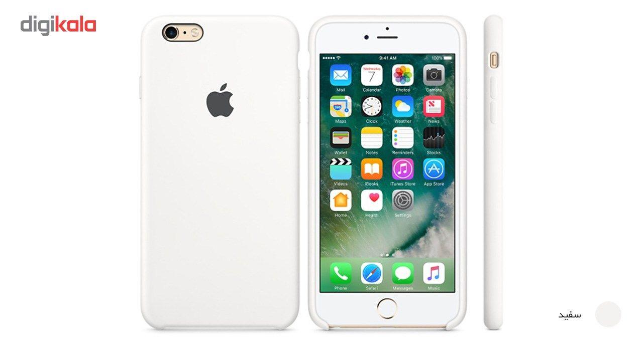 کاور سیلیکونی مناسب برای گوشی موبایل آیفون 6 پلاس/6s پلاس main 1 11