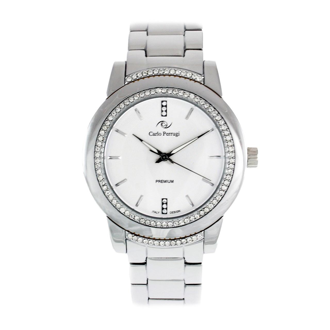 ساعت مچی عقربه ای زنانه کارلو پروجی مدل SL2019-4