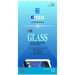 محافظ صفحه نمایش شیشه ای انزو مدل 9h مناسب برای گوشی موبایل سونی Z2
