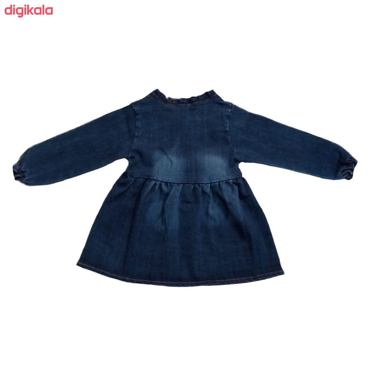 پیراهن دخترانه مدل 011 main 1 1