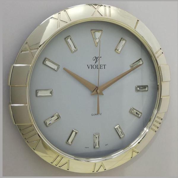 ساعت دیواری ویولت مدل WS19727R/B