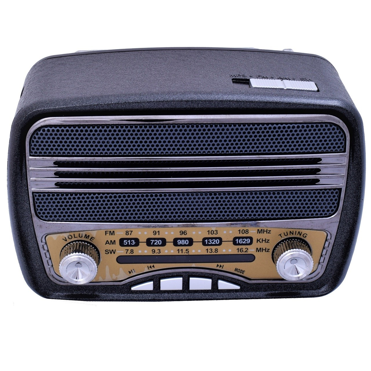رادیو مییر مدل M-165BT
