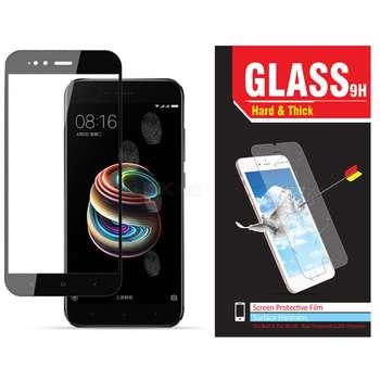 محافظ صفحه نمایش شیشه ای تمپرد مدل فول چسب مناسب برای گوشی موبایل شیاومی A1/5X