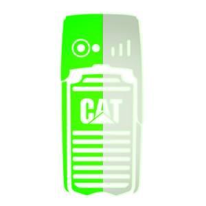 برچسب تزئینی ماهوت مدل Fluorescence Special مناسب برای گوشی  CAT B25