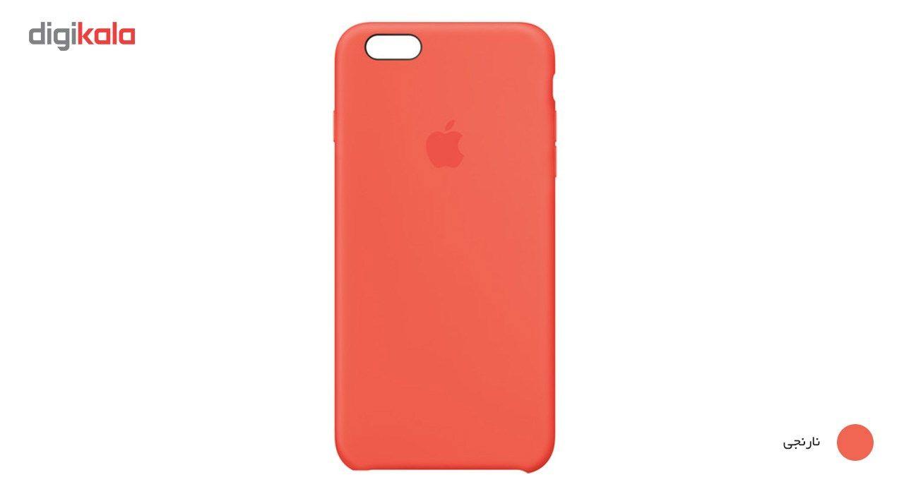 کاور سیلیکونی مناسب برای گوشی موبایل آیفون 6 پلاس/6s پلاس main 1 12