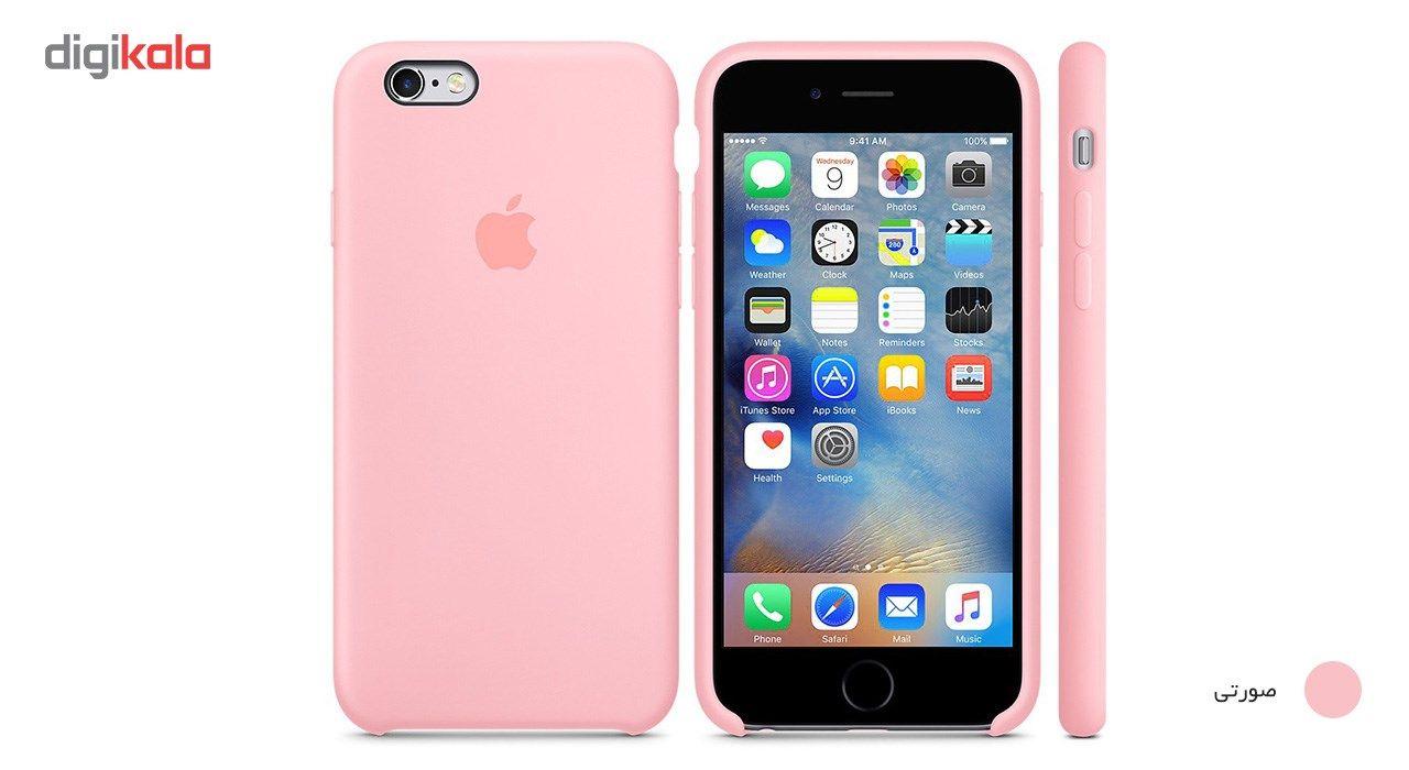 کاور سیلیکونی مناسب برای گوشی موبایل آیفون 6 پلاس/6s پلاس main 1 13