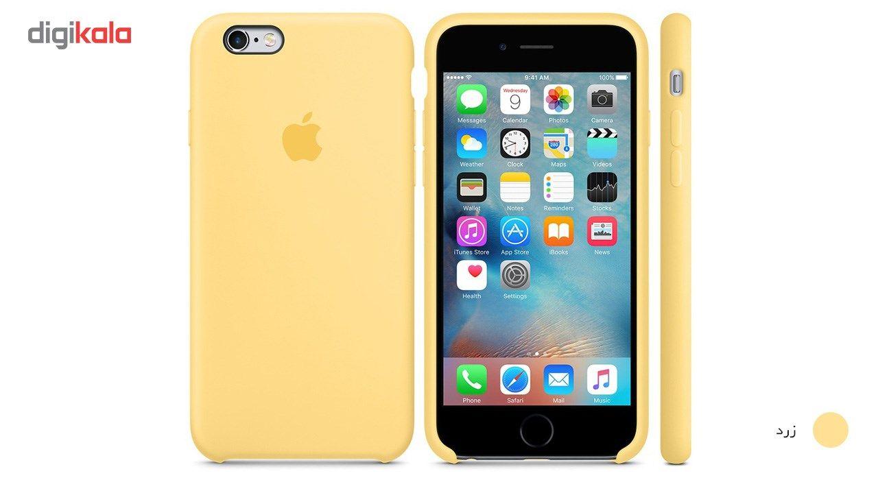 کاور سیلیکونی مناسب برای گوشی موبایل آیفون 6 پلاس/6s پلاس main 1 15