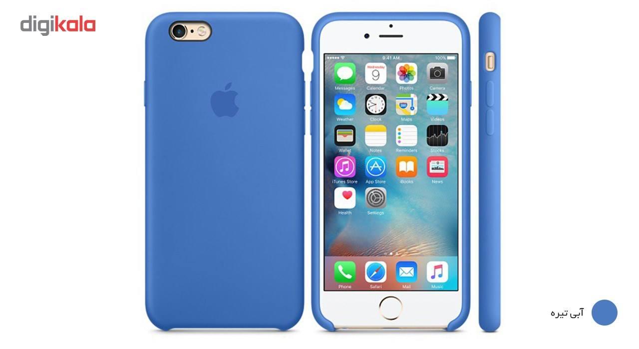 کاور سیلیکونی مناسب برای گوشی موبایل آیفون 6 پلاس/6s پلاس main 1 16