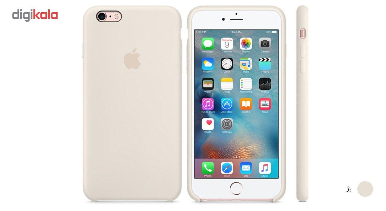 کاور سیلیکونی مناسب برای گوشی موبایل آیفون 6 پلاس/6s پلاس main 1 18