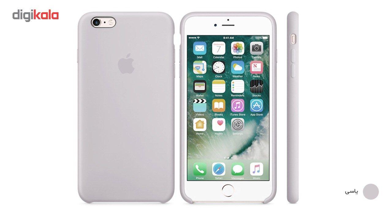 کاور سیلیکونی مناسب برای گوشی موبایل آیفون 6 پلاس/6s پلاس main 1 19