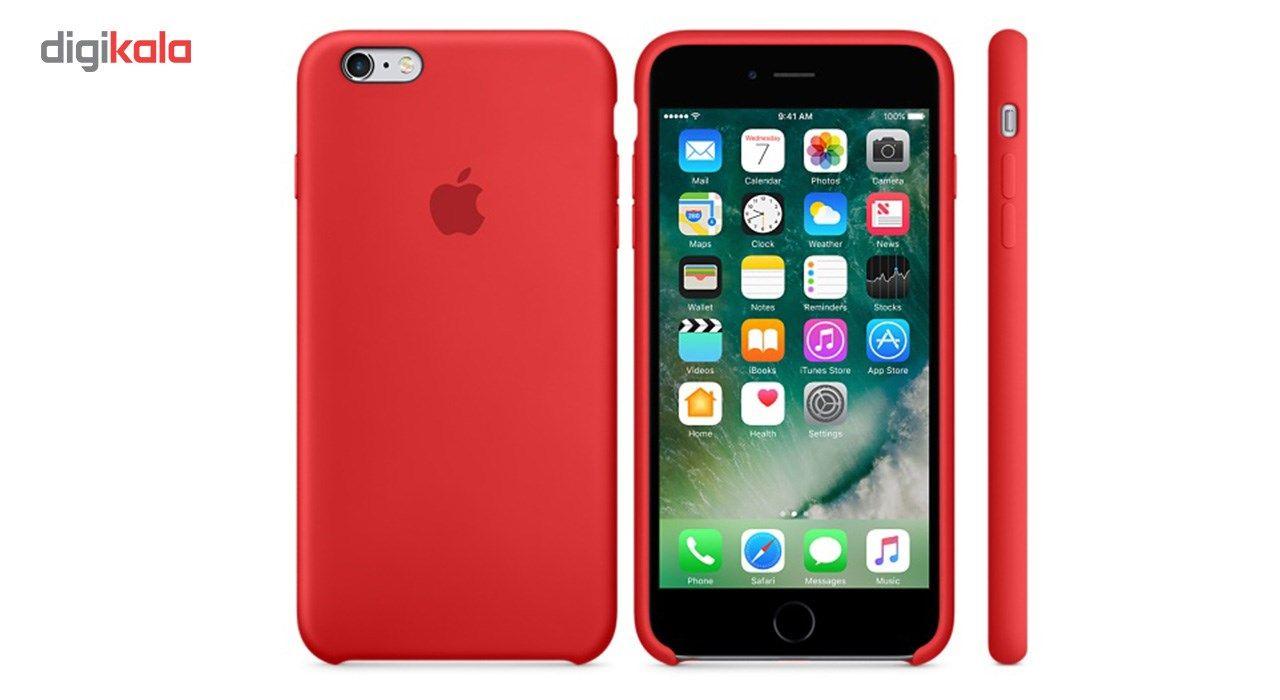 کاور سیلیکونی مناسب برای گوشی موبایل آیفون 6 پلاس/6s پلاس main 1 20