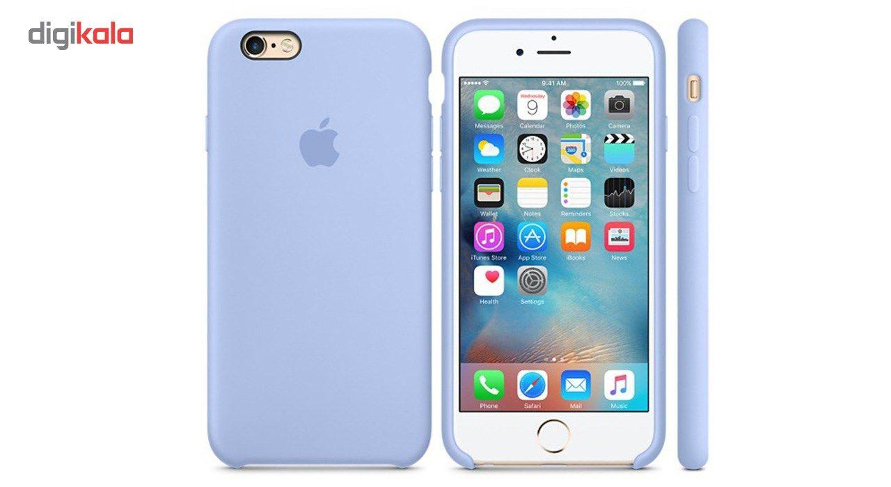 کاور سیلیکونی مناسب برای گوشی موبایل آیفون 6 پلاس/6s پلاس main 1 21