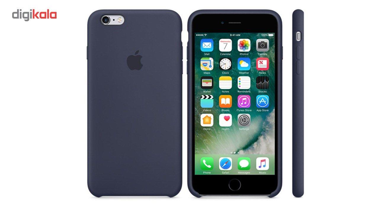 کاور سیلیکونی مناسب برای گوشی موبایل آیفون 6 پلاس/6s پلاس main 1 22