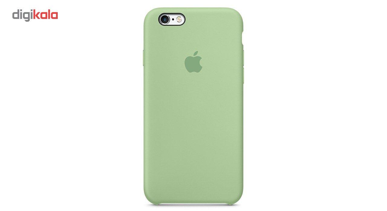 کاور سیلیکونی مناسب برای گوشی موبایل آیفون 6 پلاس/6s پلاس main 1 23