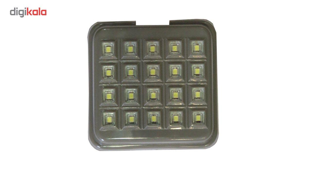چراغ اس ام دی سقف خودرو آیس مدل 01 مناسب برای پراید main 1 1