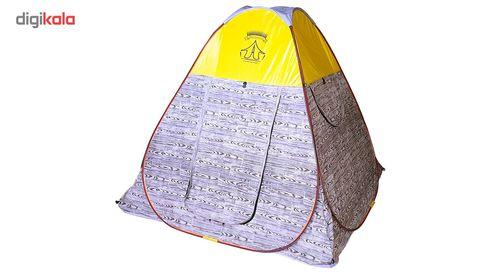 چادر مسافرتی 8 نفره ASIM کد 3