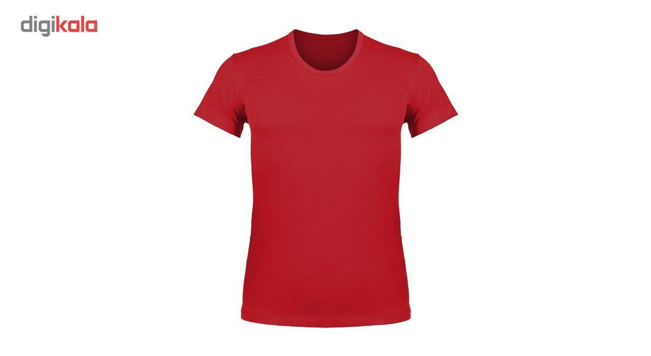 زیرپوش مردانه کیان تن پوش مدل U Neck Shirt Classic R main 1 4