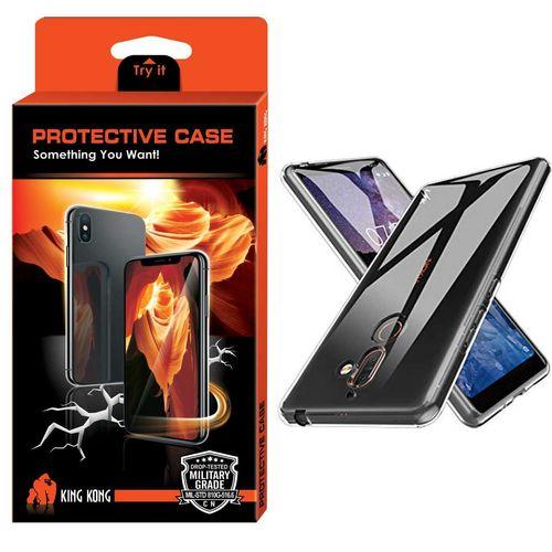 کاور کینگ کونگ مدل Protective TPU  مناسب برای گوشی Nokia 7 Plus